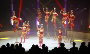 El circ és el protagonista a Girona