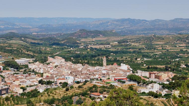 El municipi de Falset