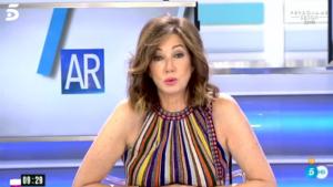 La periodista Ana Rosa Quintana critica les declaracions homòfobes del mossèn legionari de l'Hospitalet.
