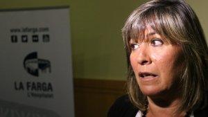 Núria Marín demana al Senat aprovar l'esmena del PSOE per suspendre el 155 si es convoquen eleccions a Catalunya.