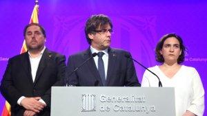 Núria Marín titlla Carles Puigdemont de «mediocre» i d'actuar en funció de «l'últim tuit».
