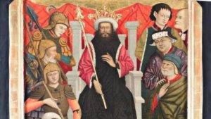 El MNAC compra una obra de Lluís Dalmau procedent d'un antic retaule de Sant Boi.