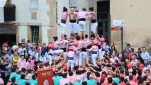 Els Xiquets de Tarragona, en una imatge d'arxiu.