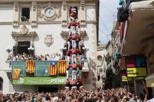 4 de 9 sense folre descarregat per la Colla Vella dels Xiquets de Valls.