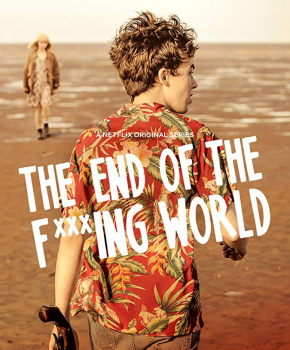 the end of the f** king world