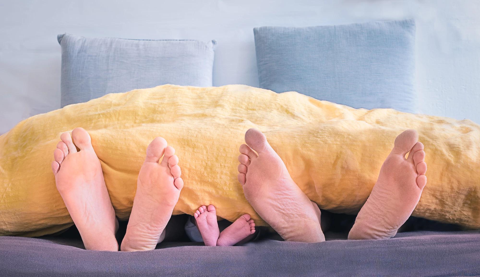 Dormir es fundamental para el descanso del cuerpo.