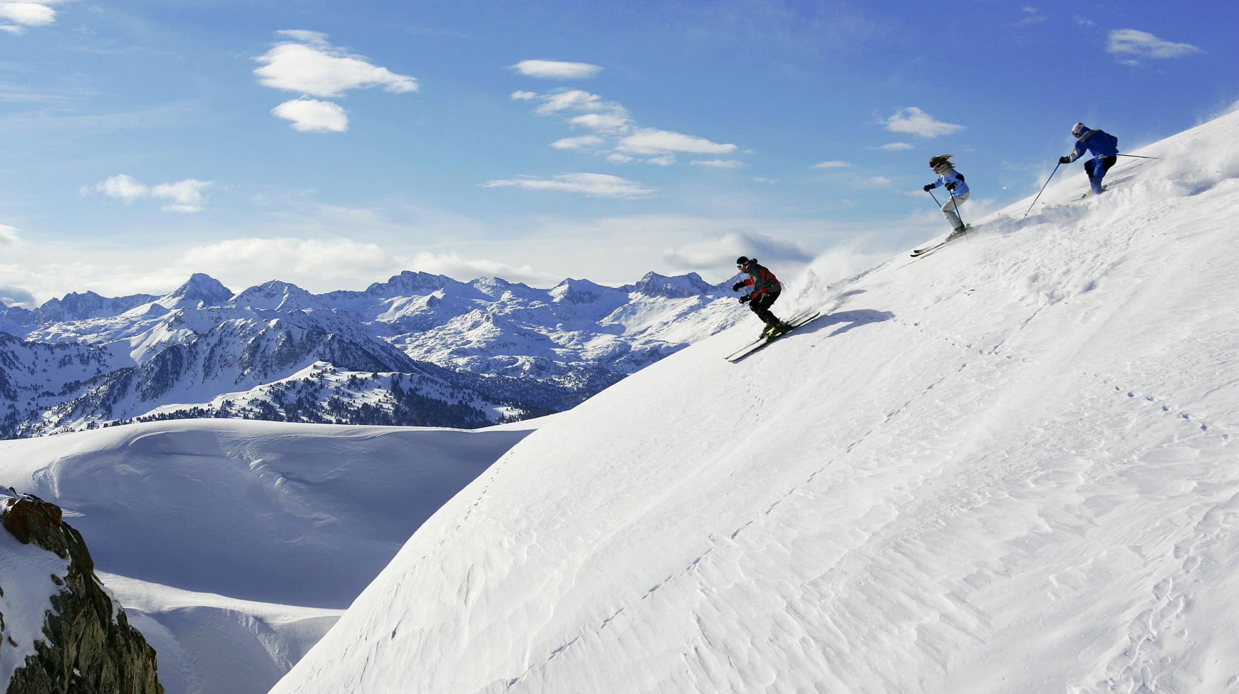 Esquí al Pirineu
