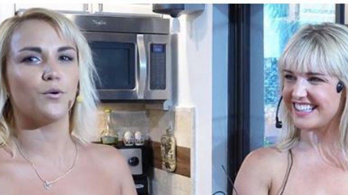 Uncensored Jenny Scordamaglia Cocina Desnuda