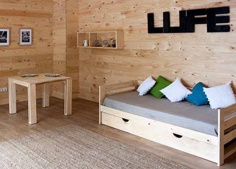 Muebles lufe el nuevo 39 ikea vasco 39 que est arrasando en for Muebles vascos