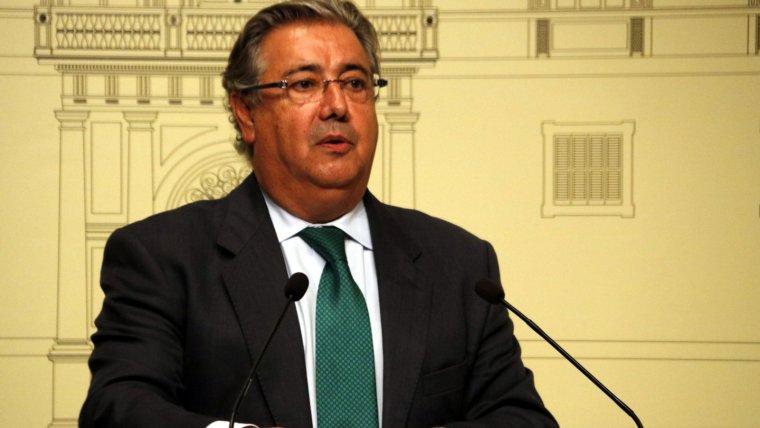 El ministro de interior ordena abrir una investigaci n por for El ministro de interior