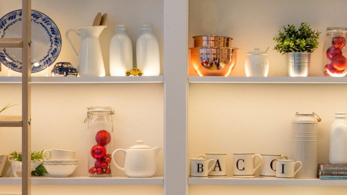 6 eficaces ideas para organizar la casa y acabar con el for Ideas para decorar y organizar la casa