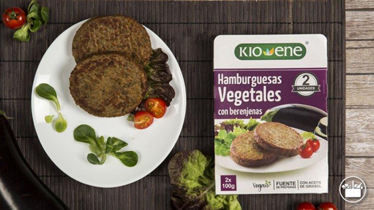 Mercadona ofrece tres variedades de hamburguesas vegetales - Variedades de berenjenas ...