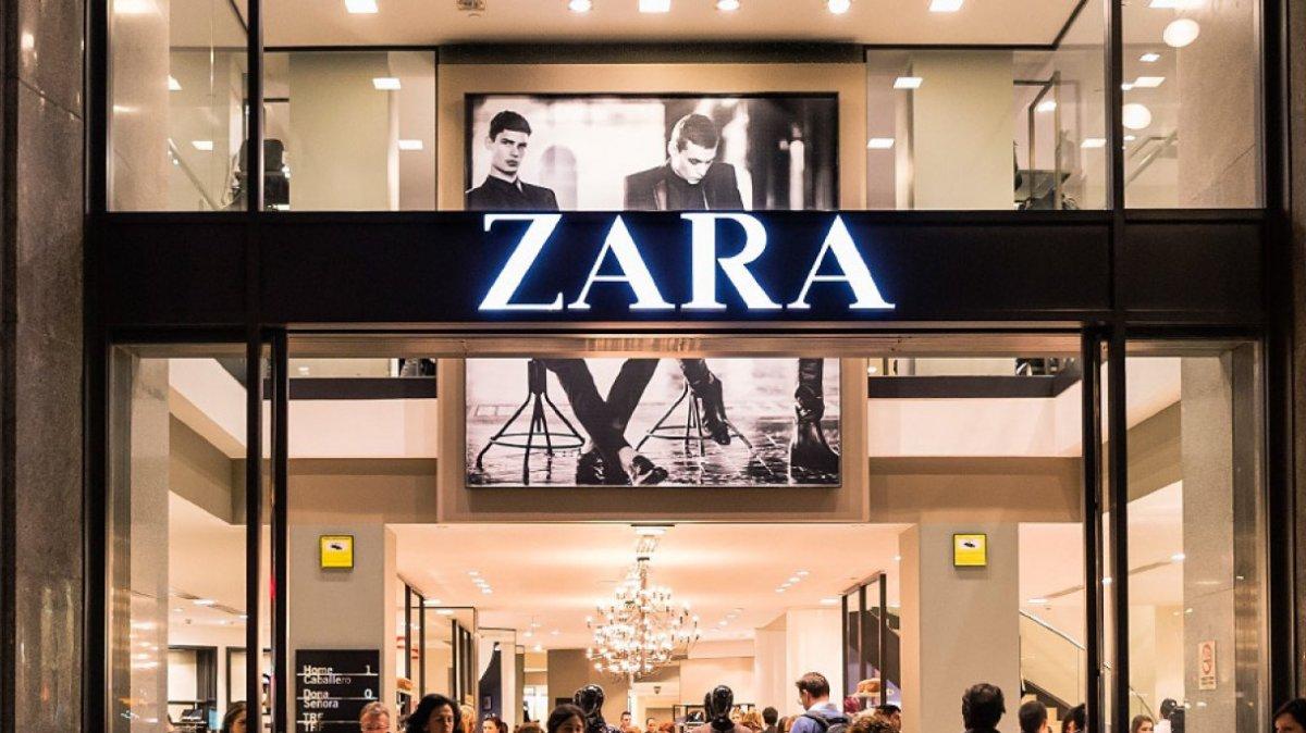 Zara versiona el vestido tipo red con abalorios de jacquemus - Zara roquetas de mar ...