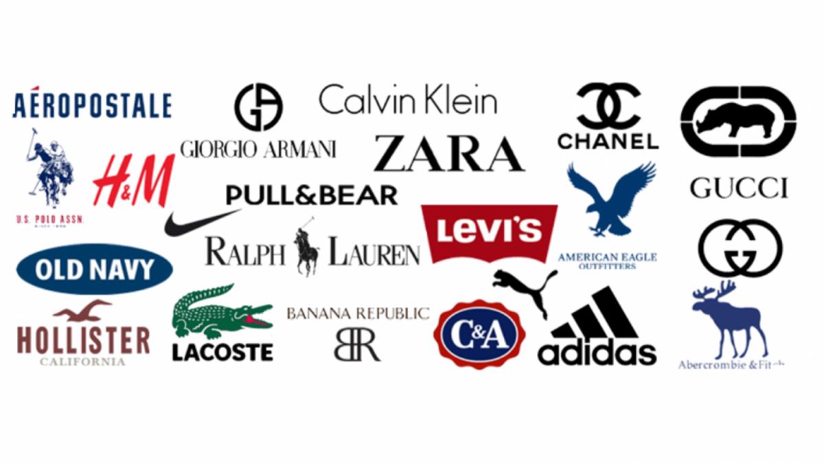 Marcas de ropa: las 12 mejores y más famosas del mundo