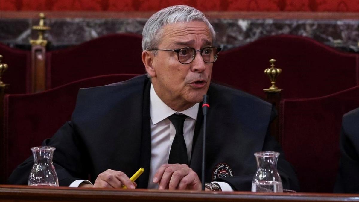 L U0026 39 Advocat Xavier Melero Optimista Amb El Judici Del Proc U00e9s