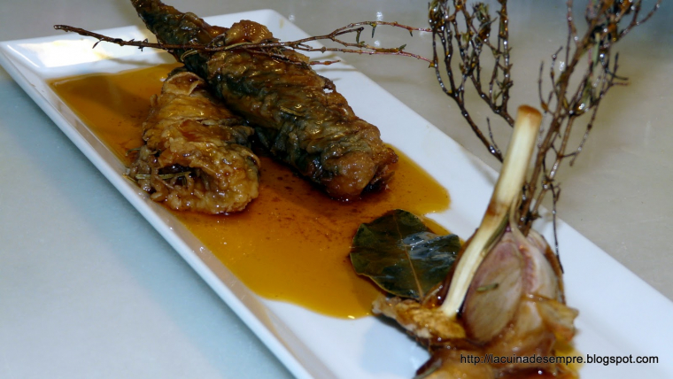 Sardines en escabetx - Recepta pas a pas