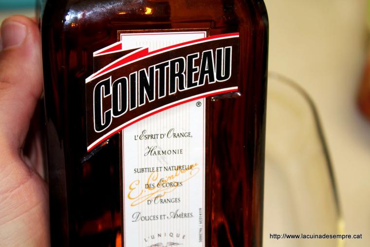 Macedònia al licor - Recepta pas a pas