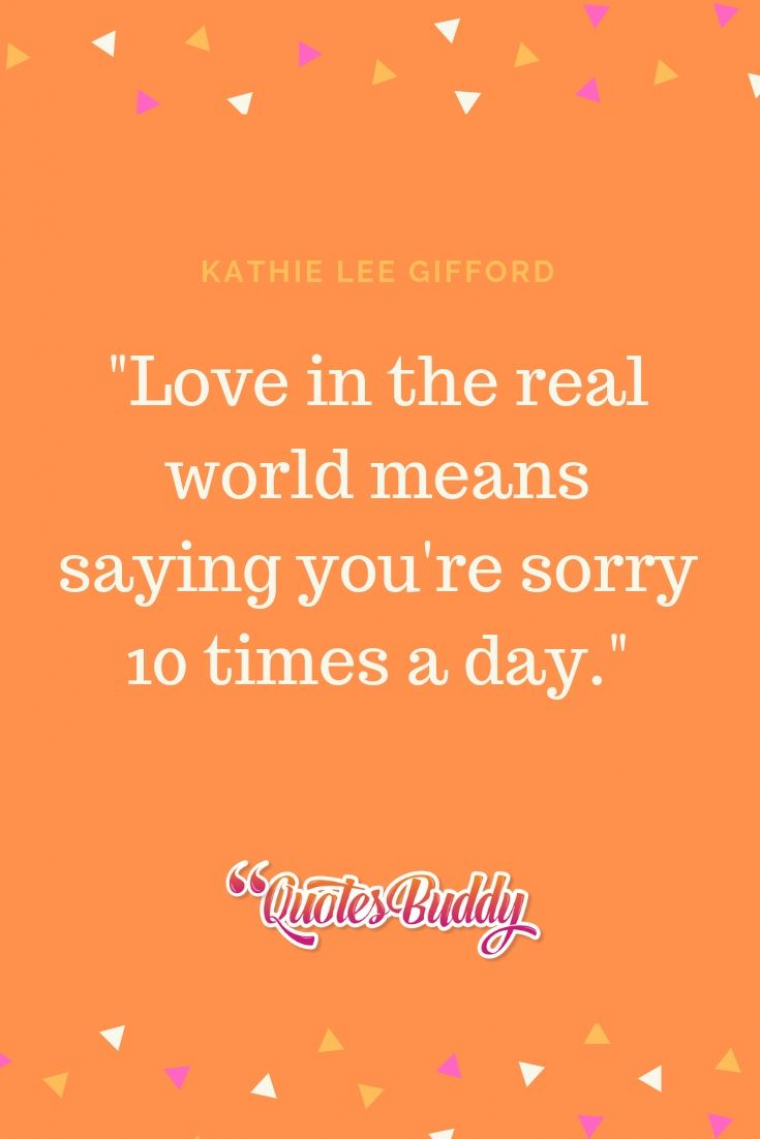 Best 30 I\'m Sorry Quotes