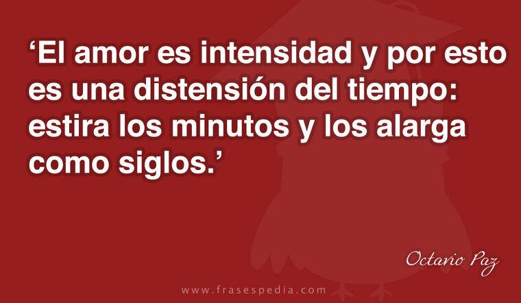 40 Frases De Octavio Paz Célebres Y De Amor