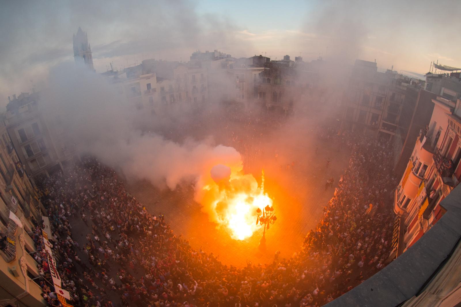 Quin és el millor moment de la Festa Major de Sant Pere a Reus?