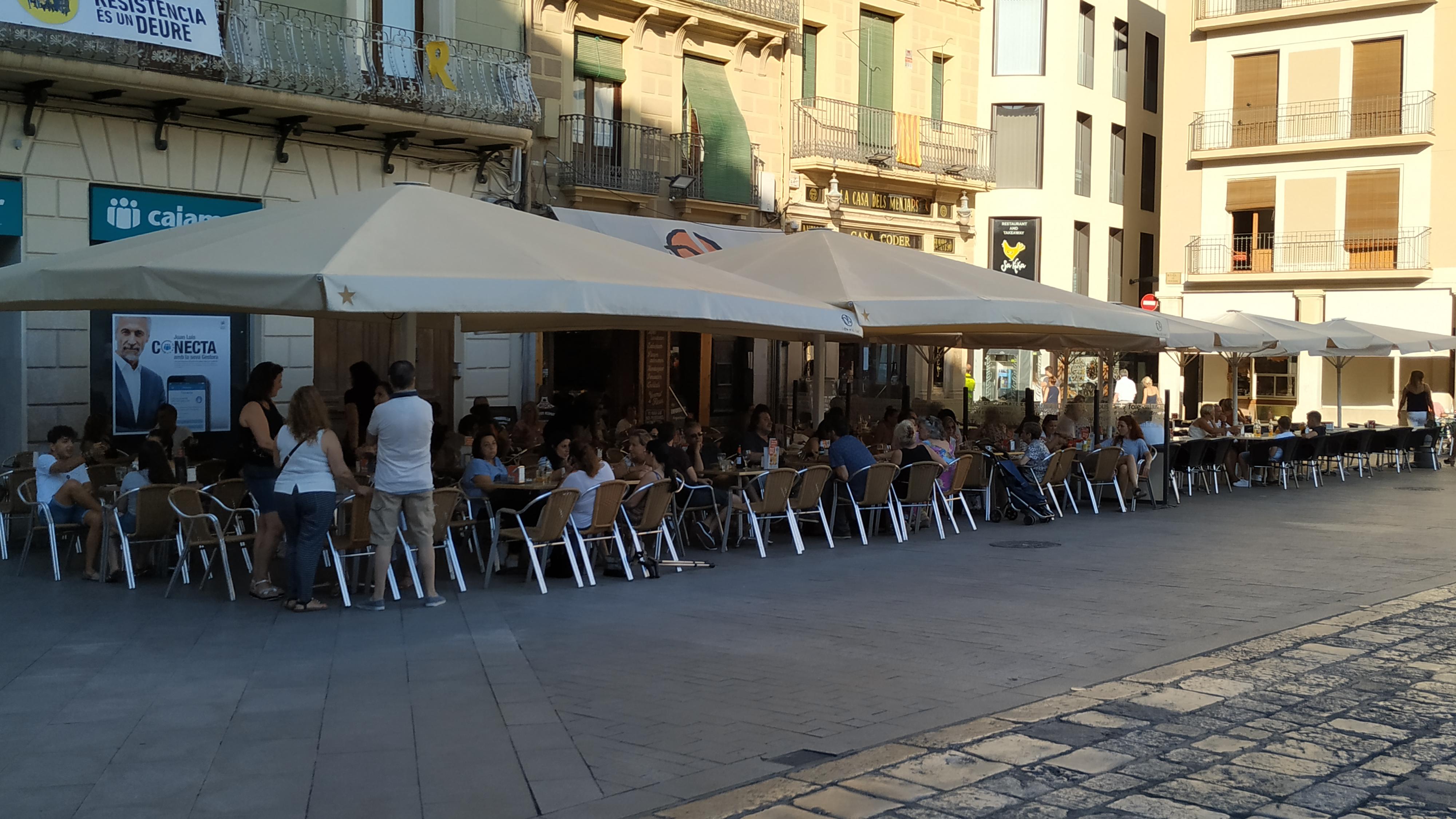 Què en penses de les terrasses d'estiu a Reus?