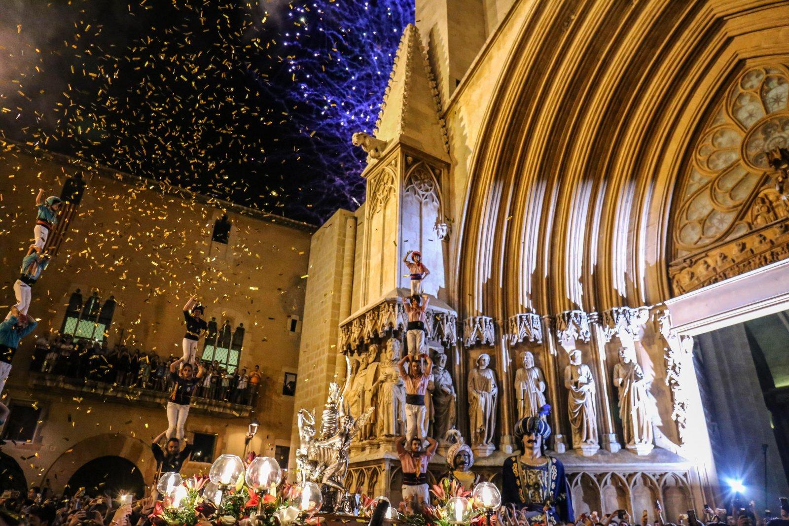 Quin és el millor moment de la Festa Major de Santa Tecla?