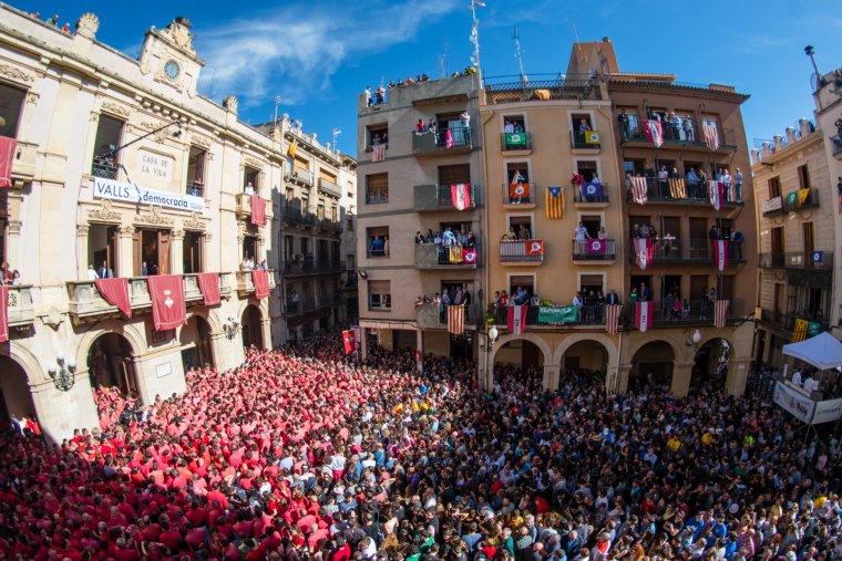 Creus que s'ha de suspendre la Diada Castellera de Santa Úrsula d'aquest diumenge per la situació que viu Catalunya?