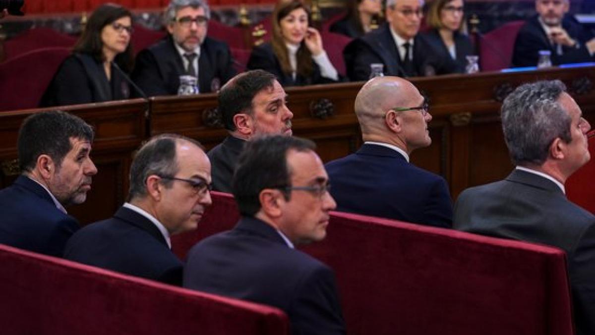 ENQUESTA: Creus que haurien de concedir als presos catalans el règim de semillibertat?