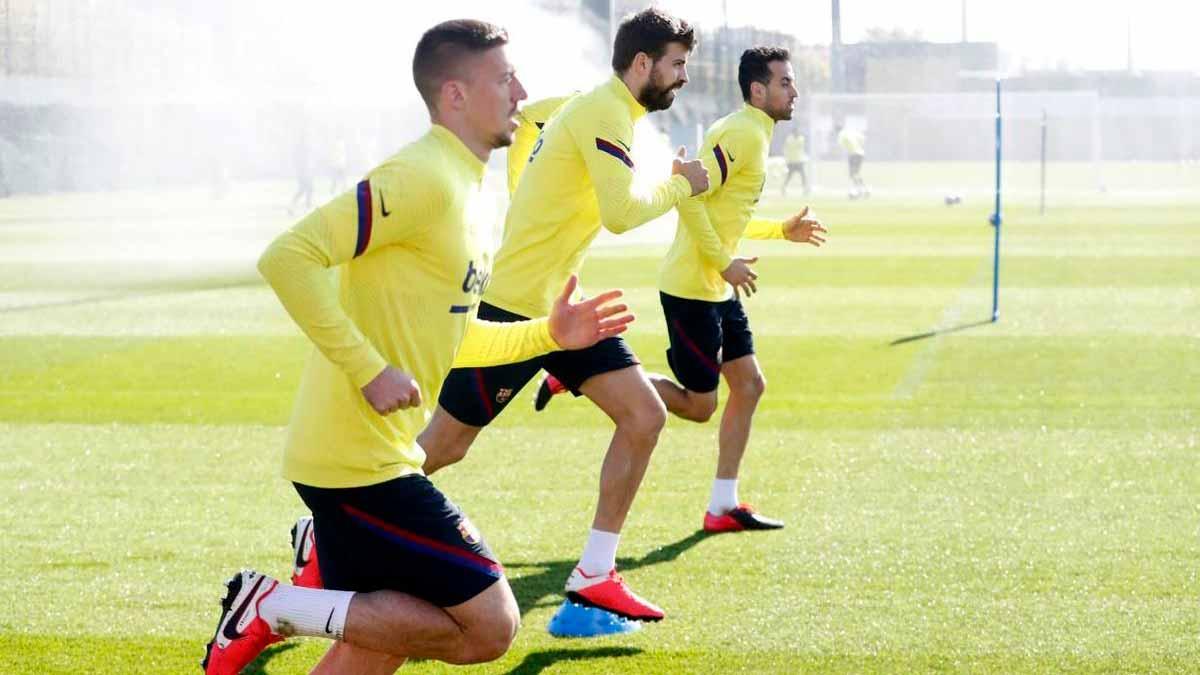 ENQUESTA: Ha de jugar el Barça demà a Itàlia tot i l'amenaça de coronavirus?